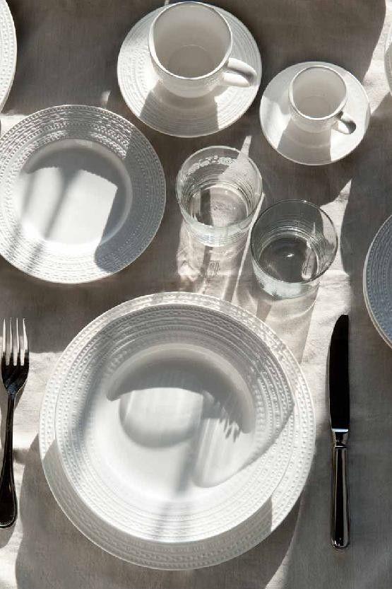 piatti casale | Servizio Tavola | Pinterest | Porcellana bianca ...