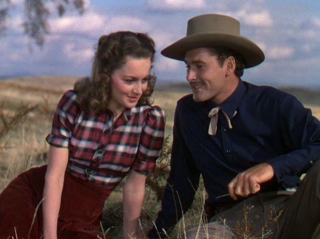Best of… Series – 1939 – Dodge City | Dodge city, Errol flynn ...