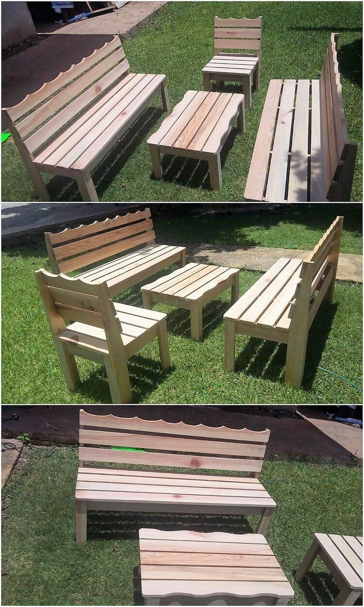 Incredible Creative Recycling Ideas With Old Wood Pallets Handy Man Lamtechconsult Wood Chair Design Ideas Lamtechconsultcom