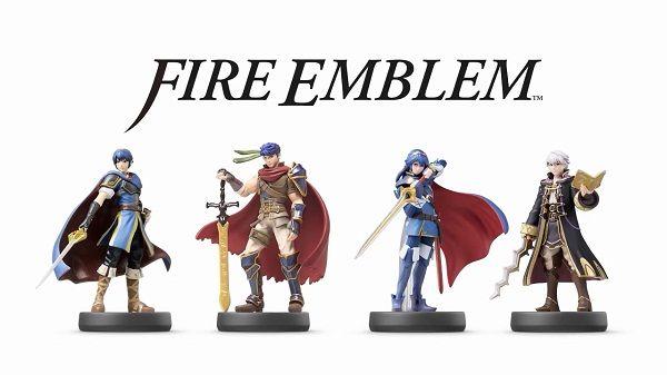Bundles de amiibo para Fire Emblem y Super Smash