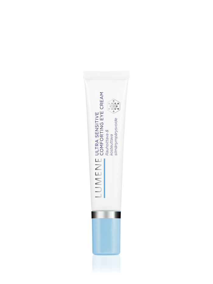 ultra sensitive comforting eye cream
