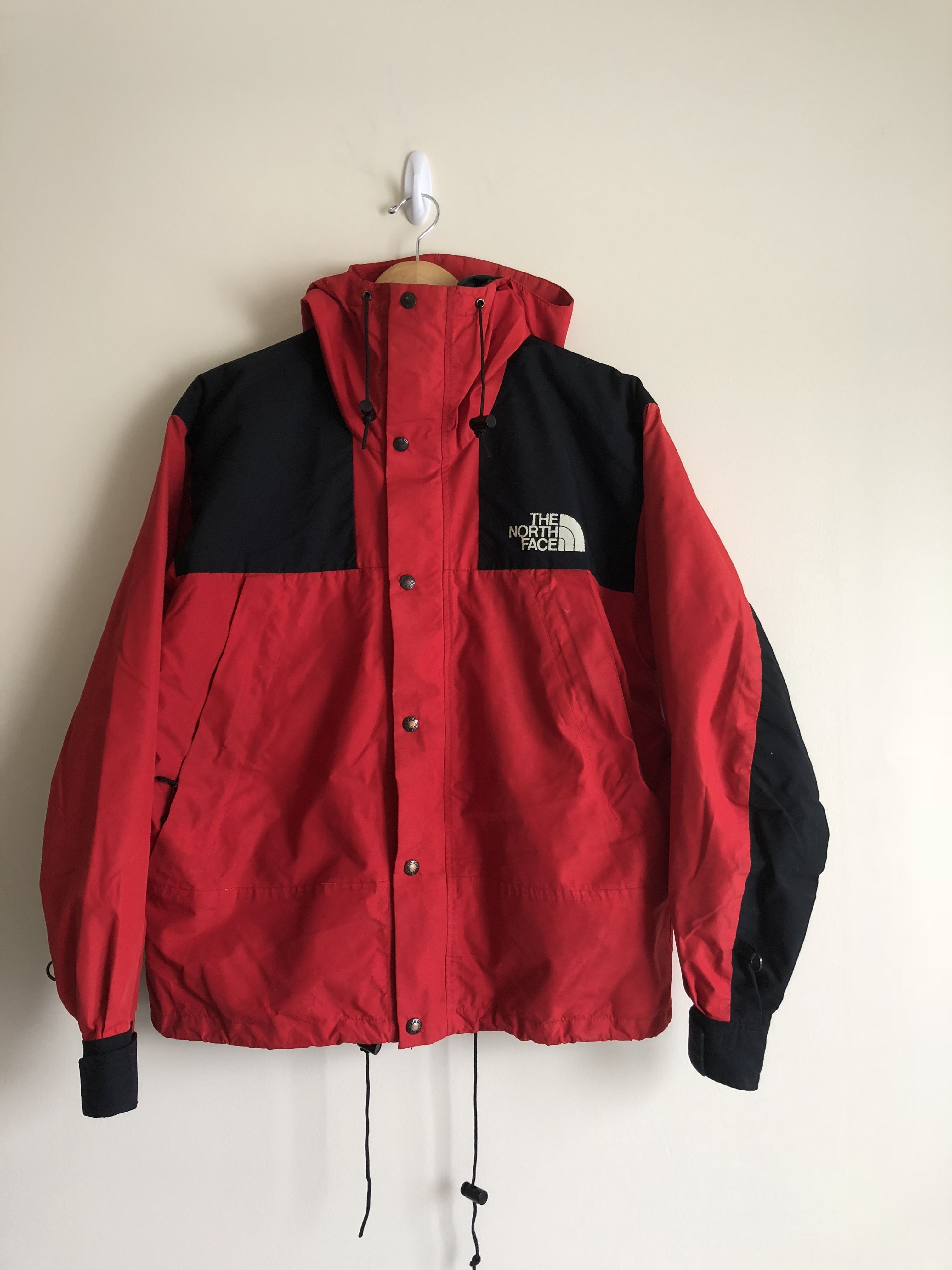 1985 Windy Pass Mountain Jacket North Face Jacket Jackets North Face Gear [ 4032 x 3024 Pixel ]