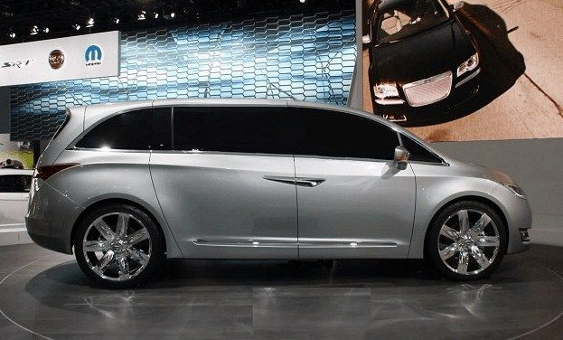 2018 Chrysler Town And Country Interior Release Date And Engine
