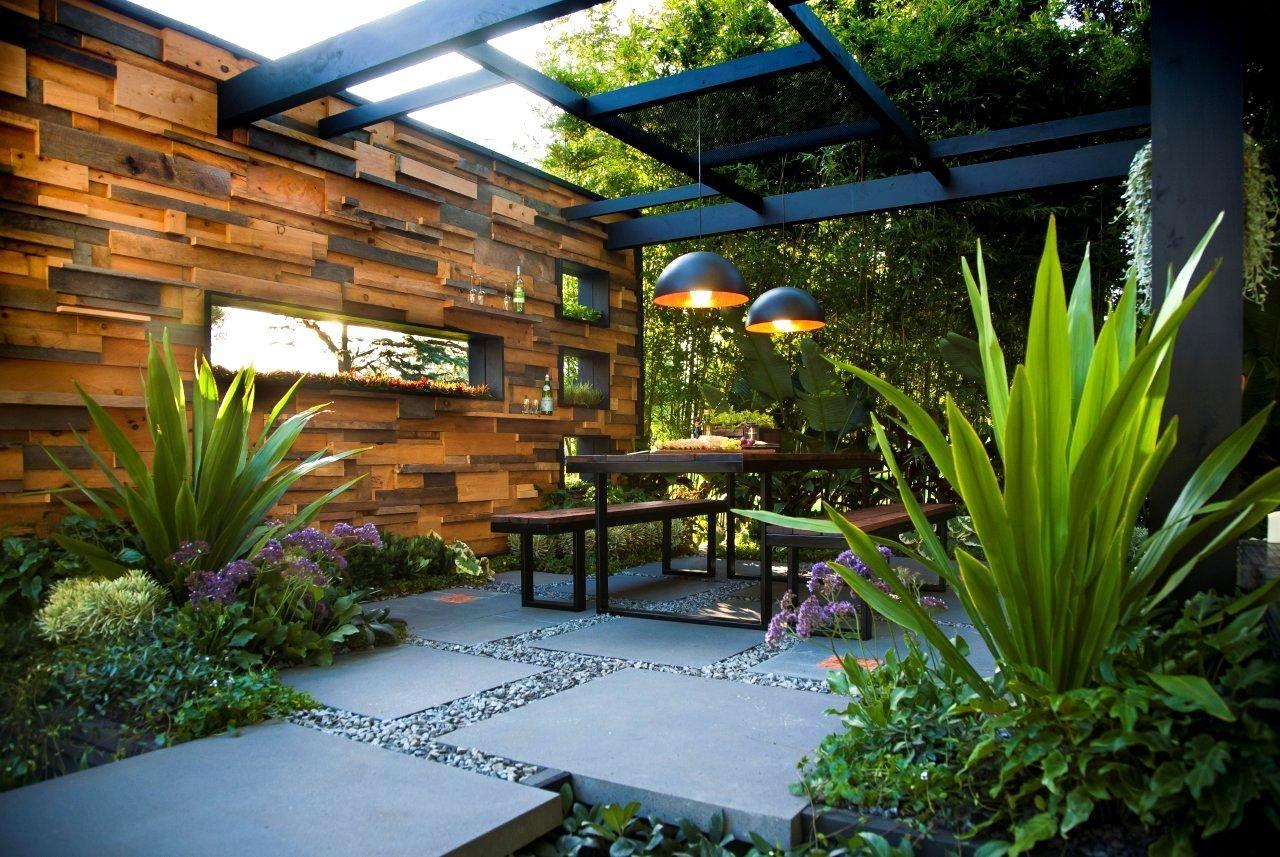 Contemporary Garden Design Melbourne Urban Garden Design Contemporary Garden Contemporary Garden Design Backyard garden ideas melbourne