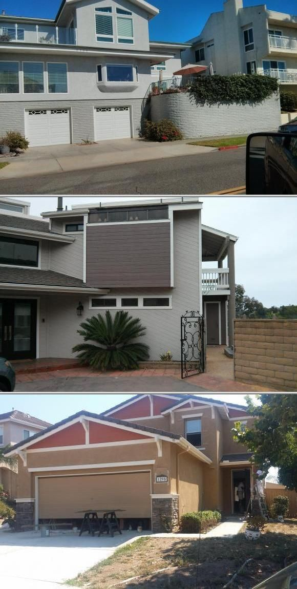 i do exterior interior house painting as well as acoustic removal