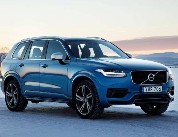Volvo Xc90 2018 4x4 Suv Pick Up Pinterest