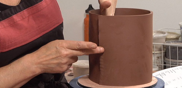 5 Expert Tips for Making Soft Slab Pottery #slabpottery