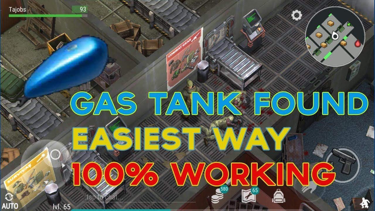 trick to get the chopper gas tank easily 100 working last day