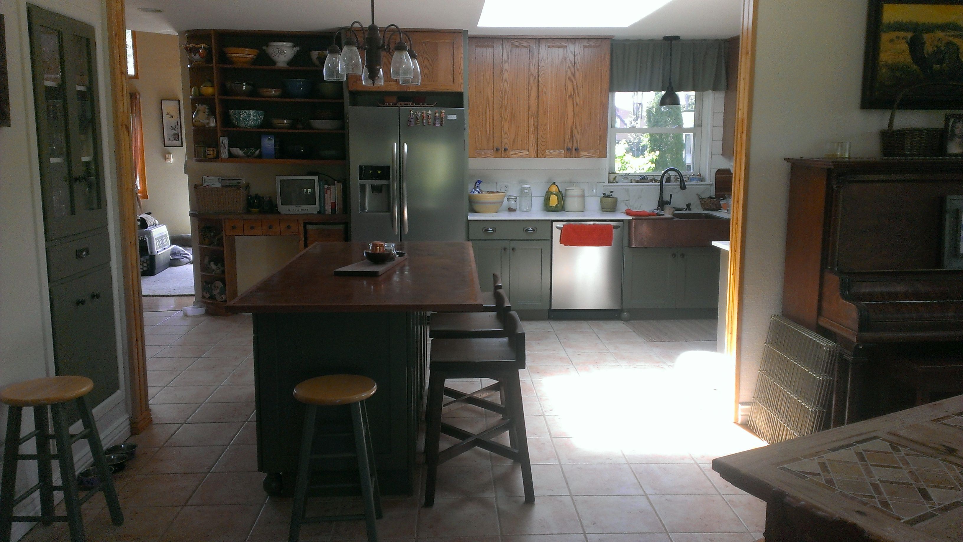 After remodel from livingroom my home results pinterest