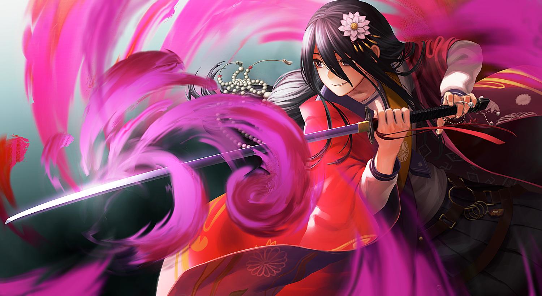 Tags Fanart Pixiv Fanart From Pixiv Pixiv Id 9061925 Shinken Ren Juzumaru Art Anime Art Fan Art