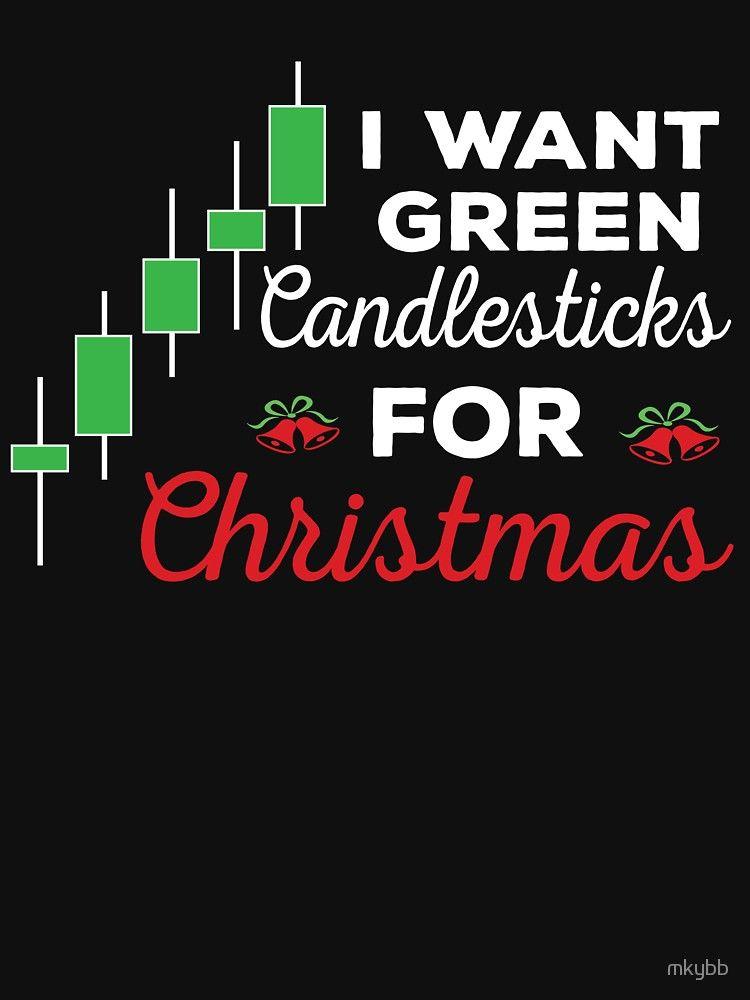 Funny Christmas Stock Market Trading By Mkybb Stock Market