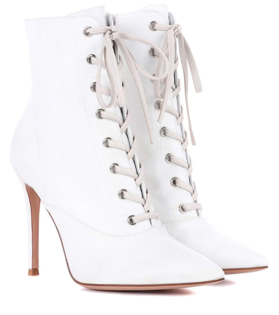 Neville Lacets Bottines Gianvito Rossi uvuAWP1