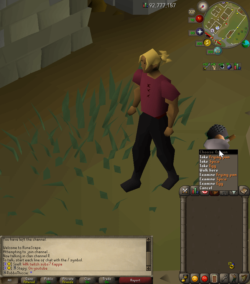 How To Get A Pet In Runescape Non Member