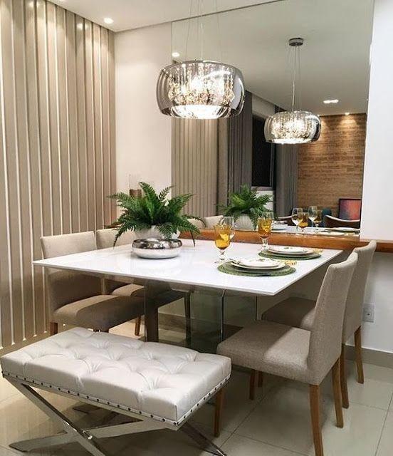 Decora o 15 salas de jantar pequenas com mesas for Mesas de comedor pequenas