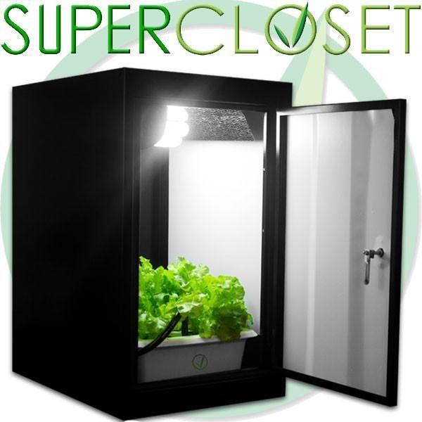 SuperCloset SuperBox CFL Grow Grow