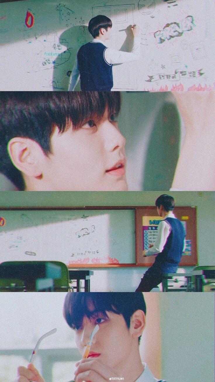 TXT (투모로우바이투게더) Official MV Suami masa depan