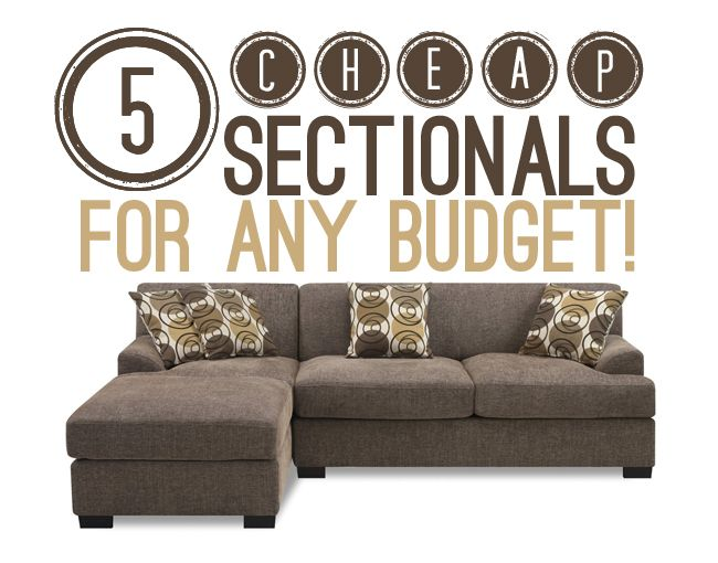 Excellent Sectional Sofas