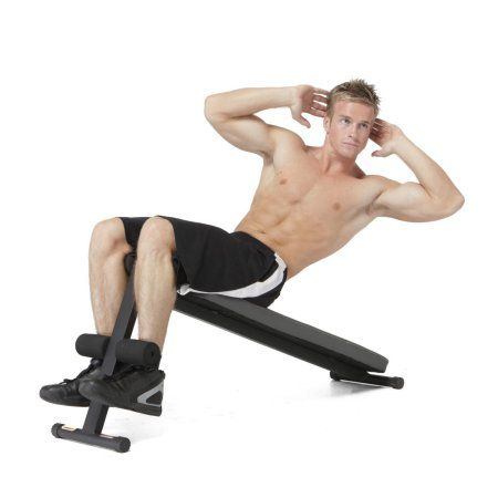 Marcy Sit Up Slant Board Decline Bench Abs Workout Bench Workout Great Ab Workouts