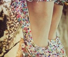 types of bling on shoes - Google Search