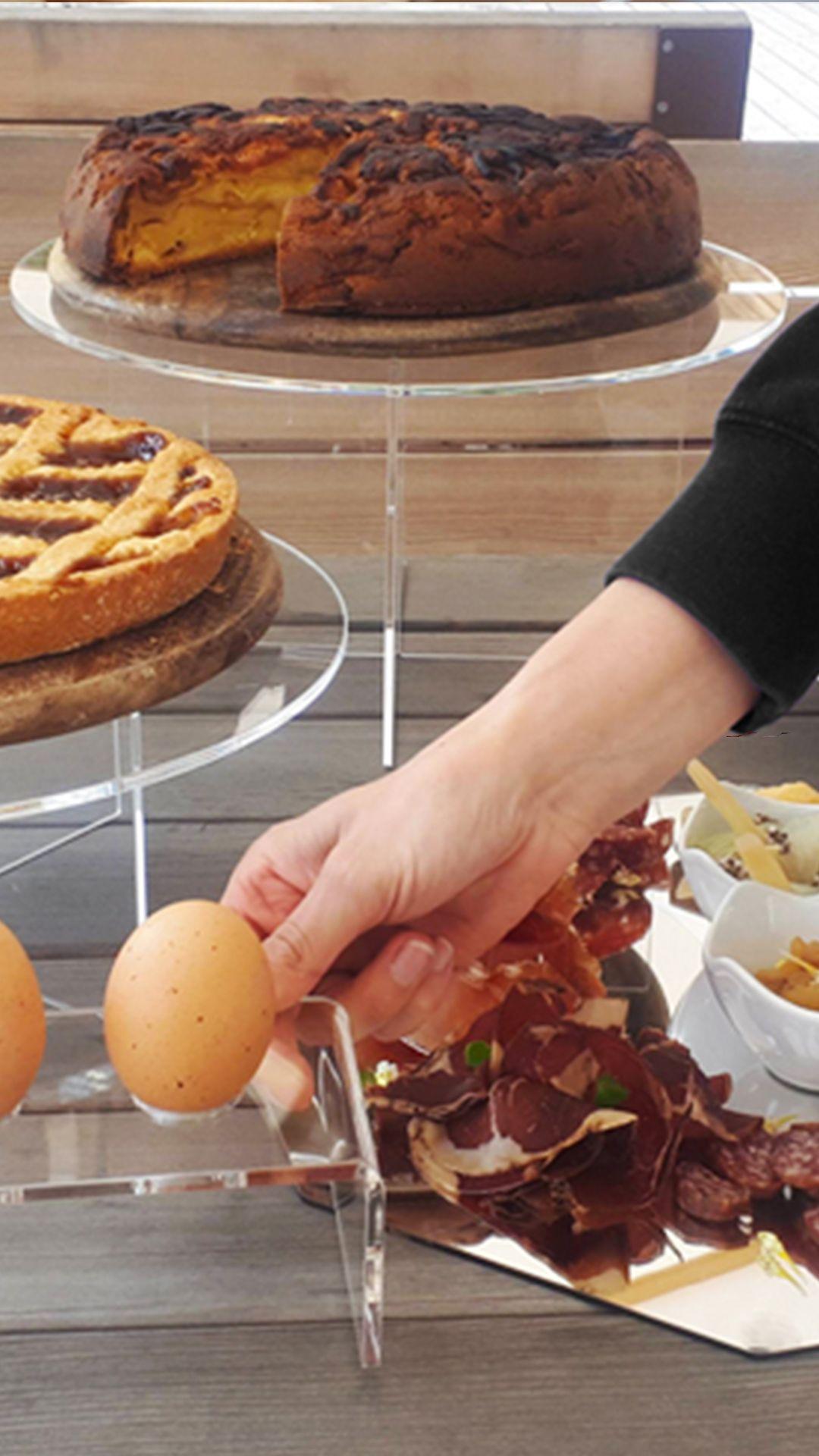 Alzatine per colazioni nel 2020   Idee alimentari, Dolci ...
