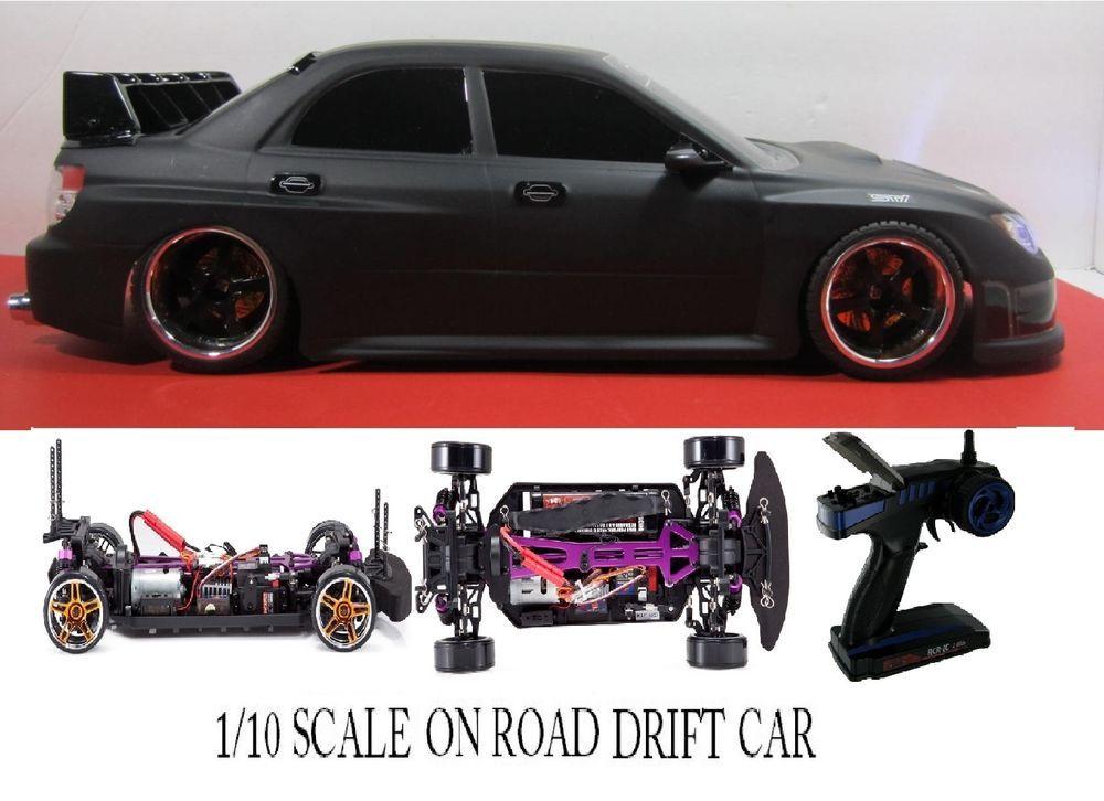 Scale Nissan Gt R Rtr Custom Rc Drift Cars