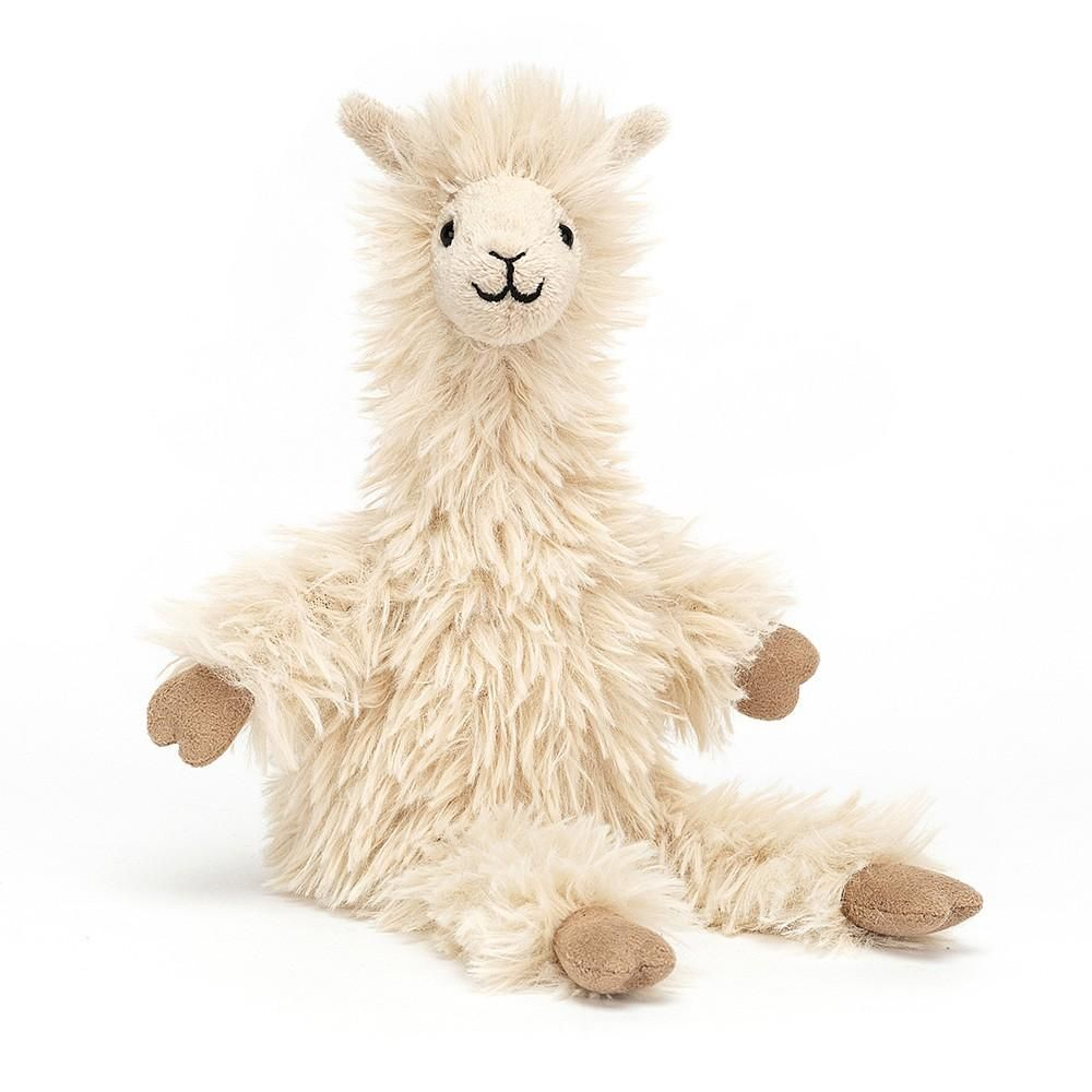 """Jellycat Bonbon Llama 10"""" Llama stuffed animal, Jellycat"""