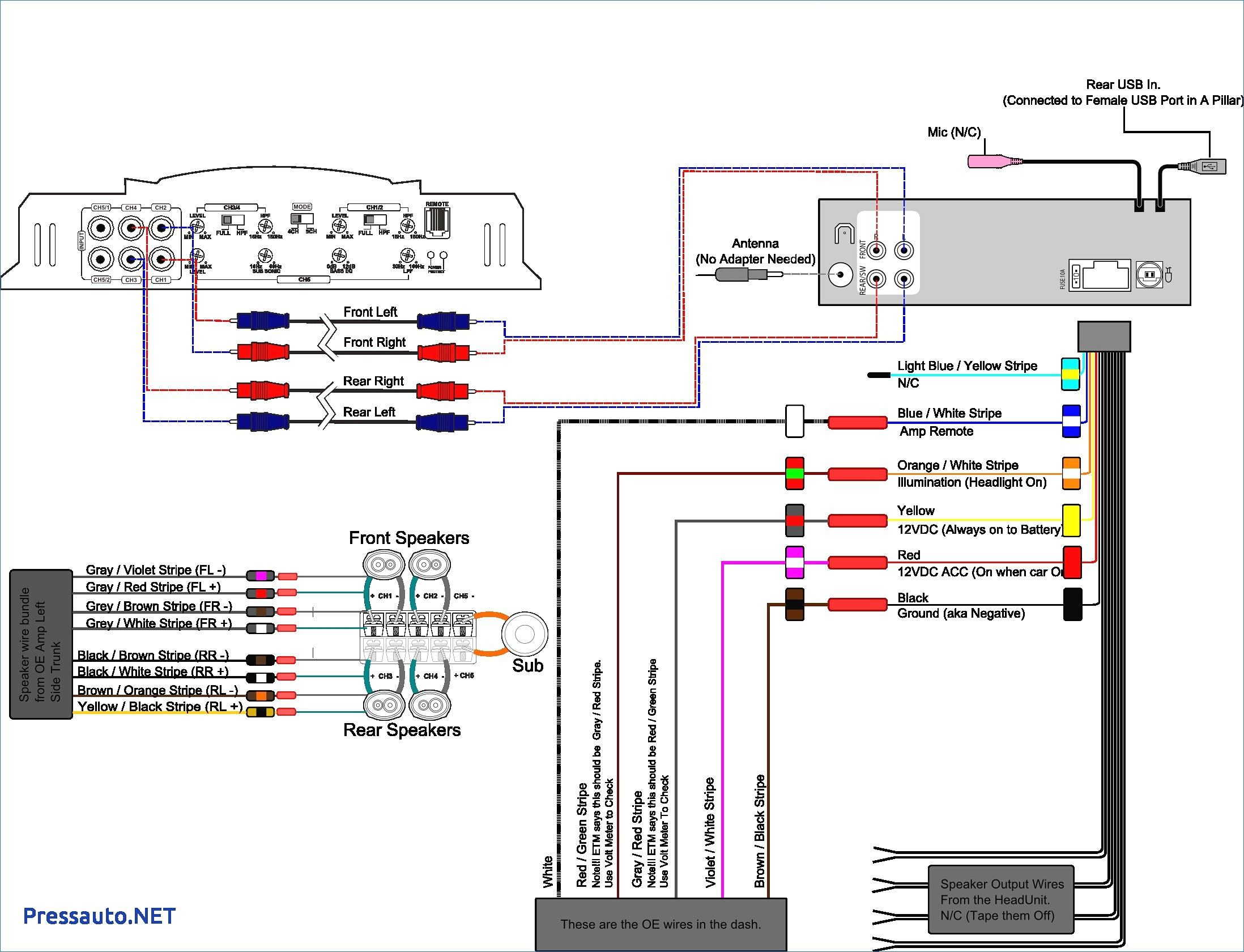 Crossover Wiring Diagram Car Audio Bookingritzcarlton Info Car Amp Pioneer Car Stereo Car Audio