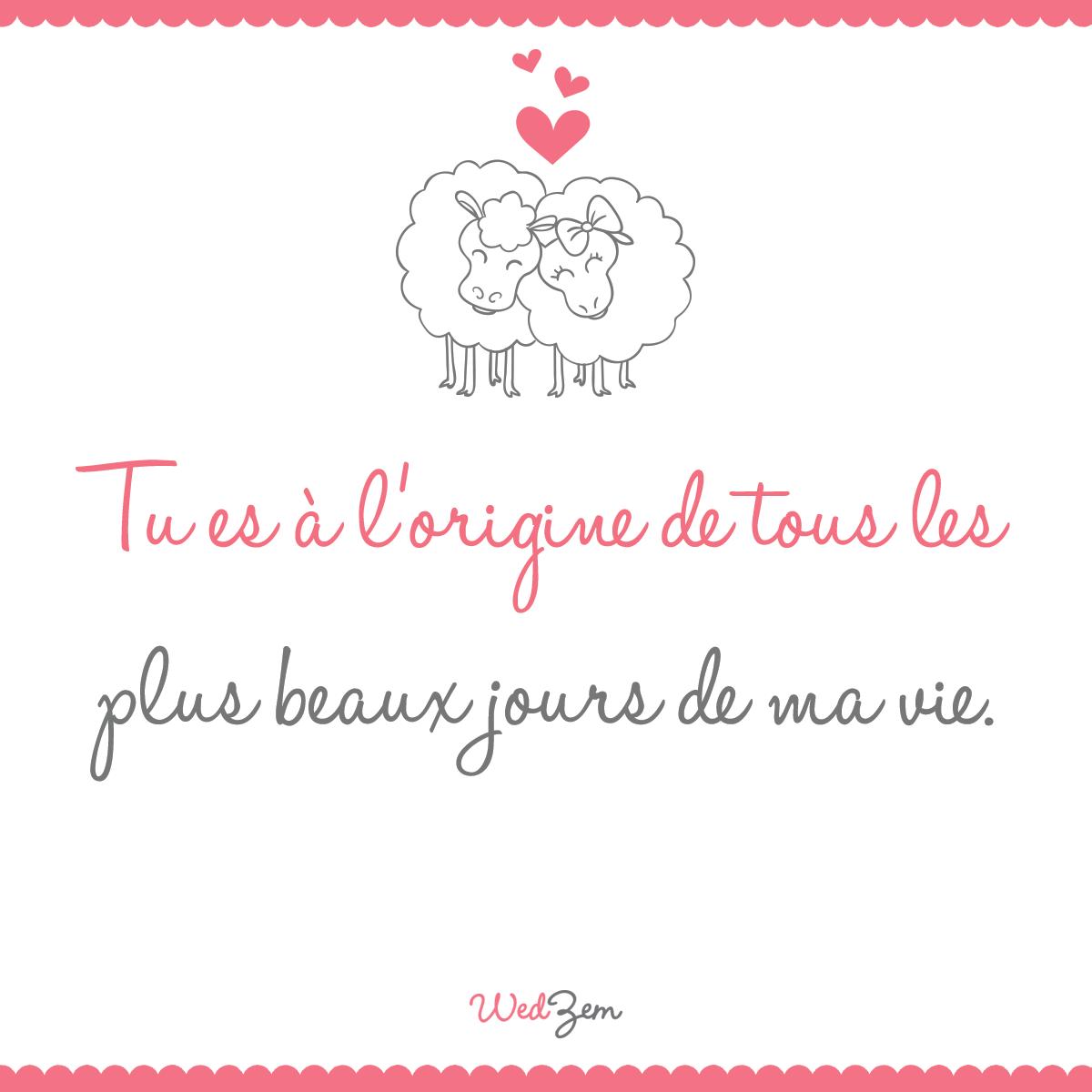 Petite Citation D Amour Du Jour Amour Citation Citations D Amour Petites Citations Citation