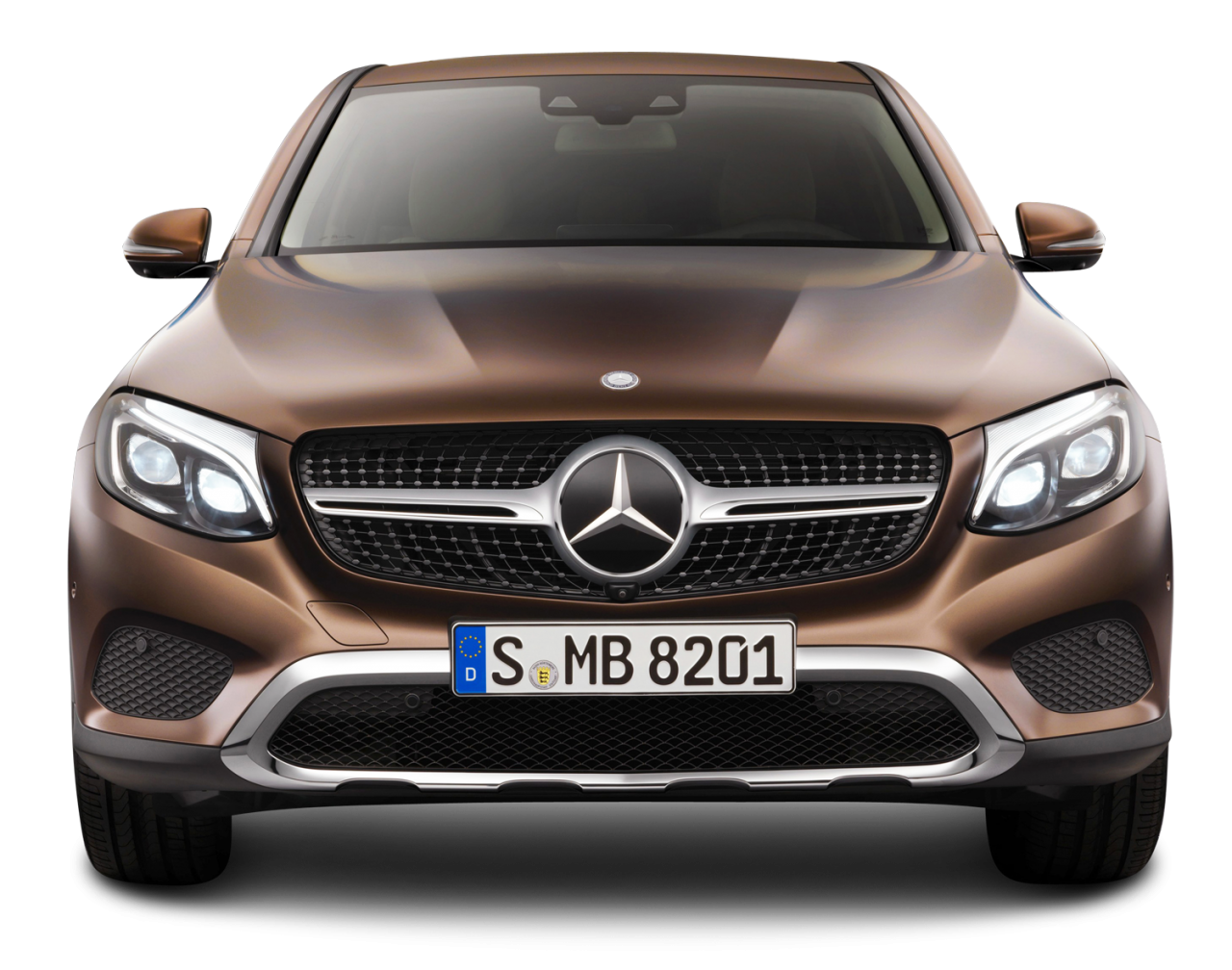 Brown Mercedes Benz Gle Coupe Front View Car Png Image Purepng Free Transparent Cc0 Png Image Library