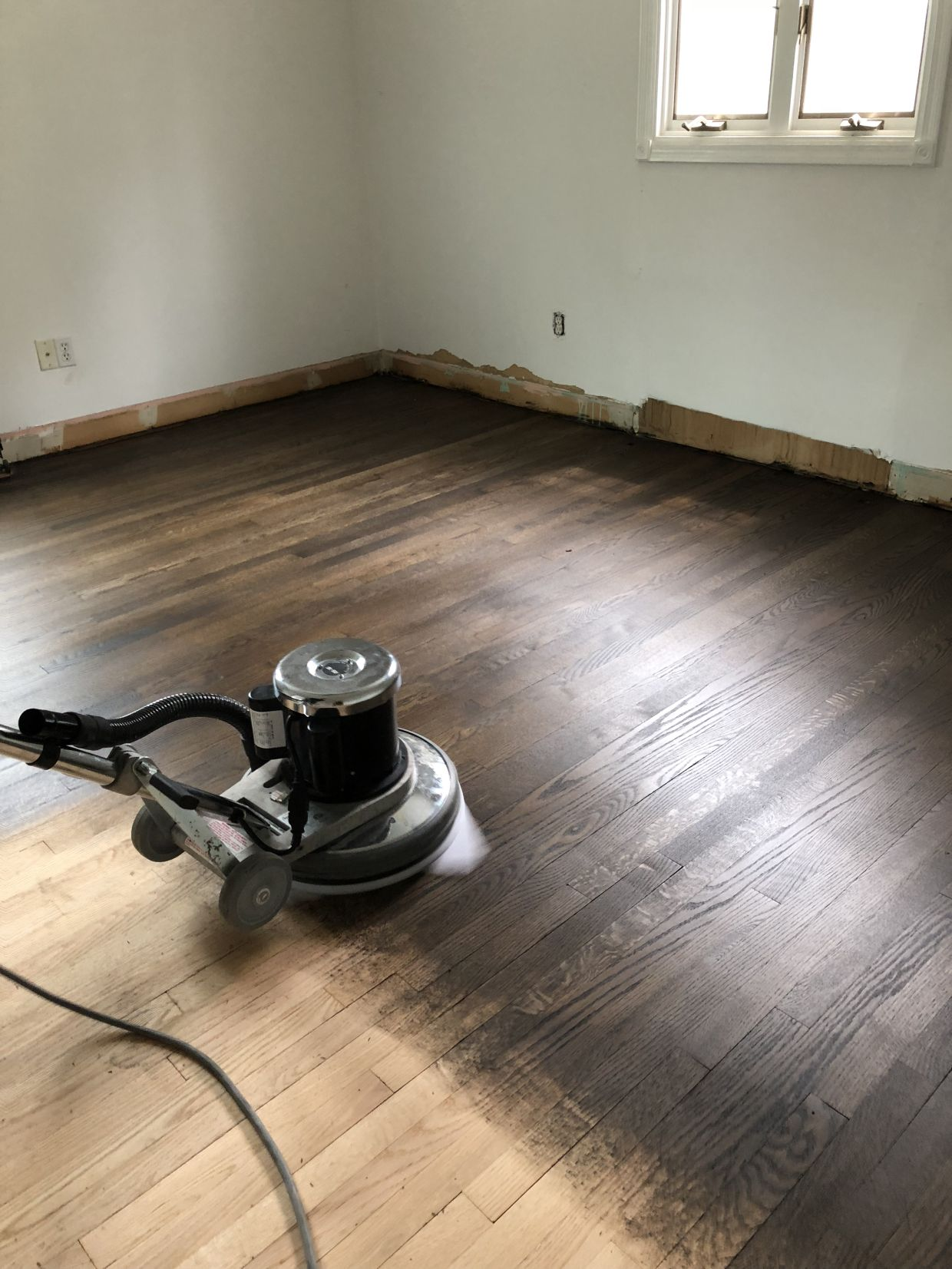 How To Refinish Your Hardwood Floors With Natural Hardwax Oil