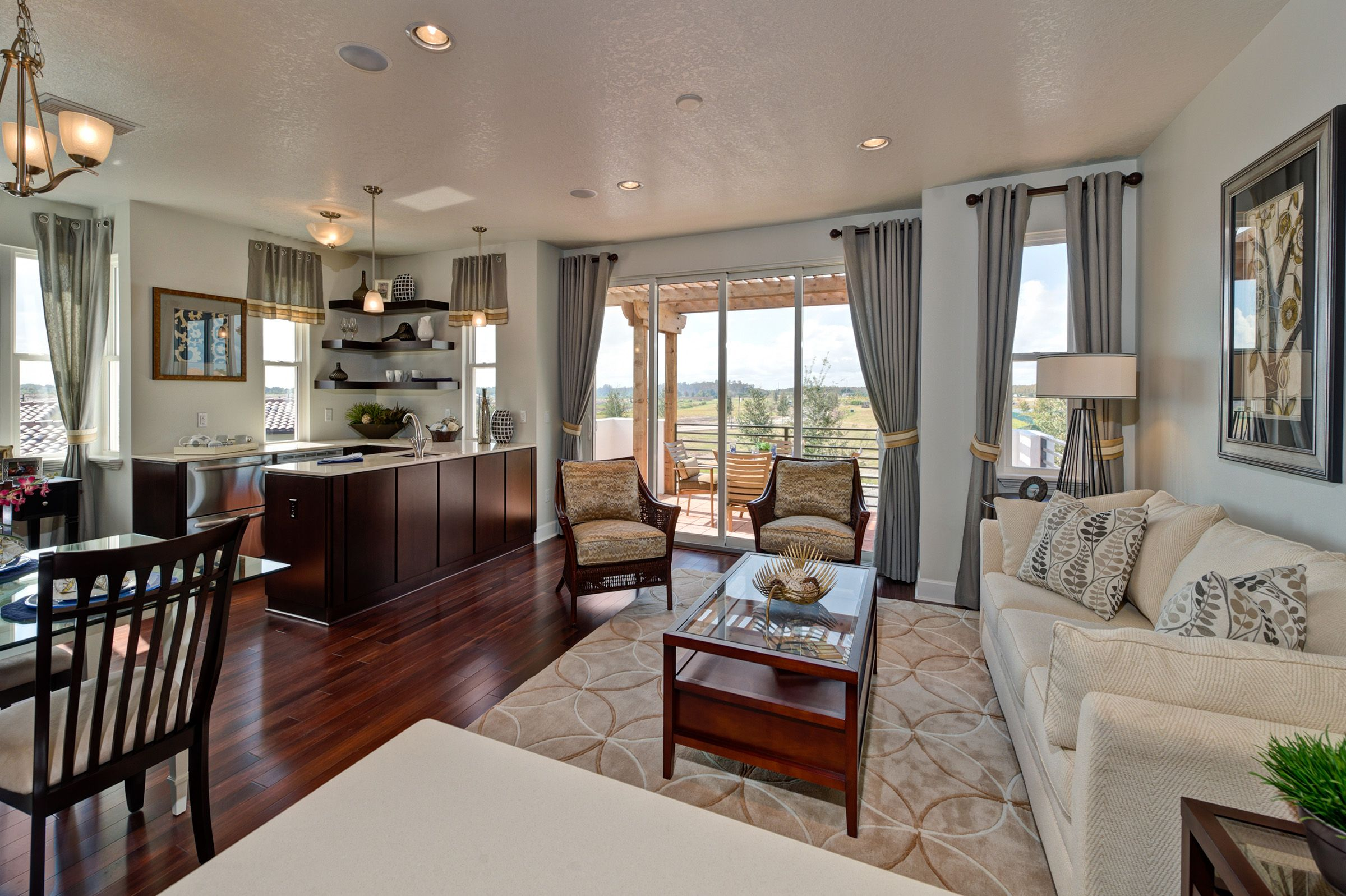 The Gen X Home Second Floor Suite at Eagle Creek in