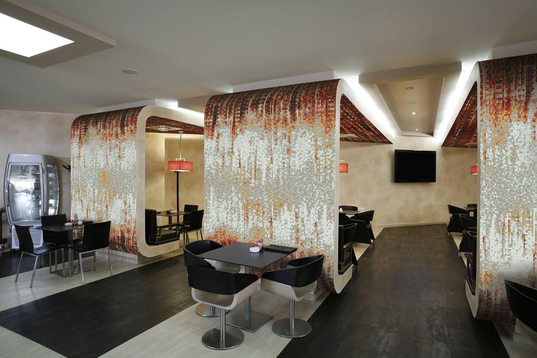 Splash Restaurant | Artaic - Innovative Mosaic. This modern ...