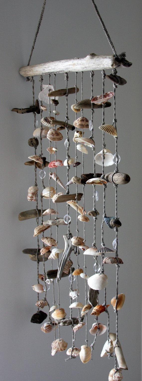 11 manualidades superFCILES que puedes crear con conchas marinas