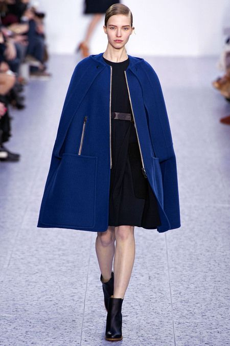 Look 3: Chloé Fall 2013 Ready-to-Wear Collection Slideshow on Style.com Photo: Filippo Fior / InDigital   GoRunway