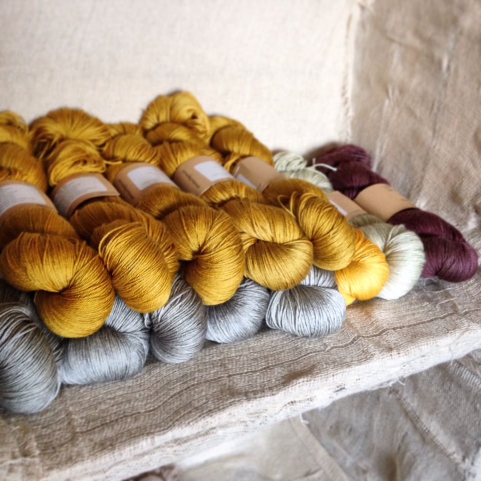 Titus 4ply shelf looking lonely.