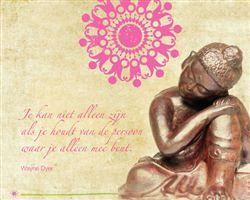Ongebruikt Wijsheid | Happinez e-cards - Happinez | Wijsheid, Boeddha ZU-05