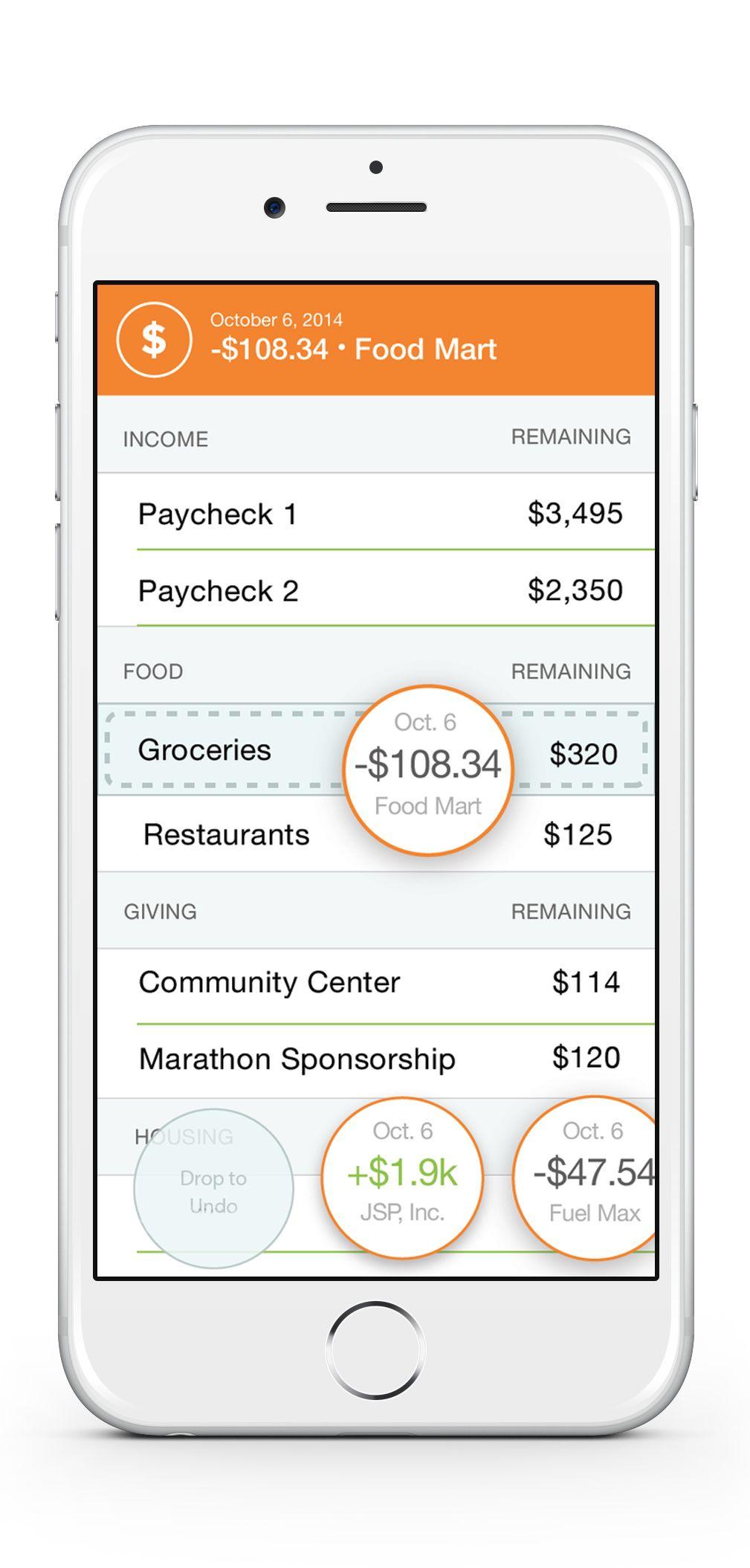 Free Dave Ramsey Budgeting App: Every Dollar | Dollar sign, Dave ...