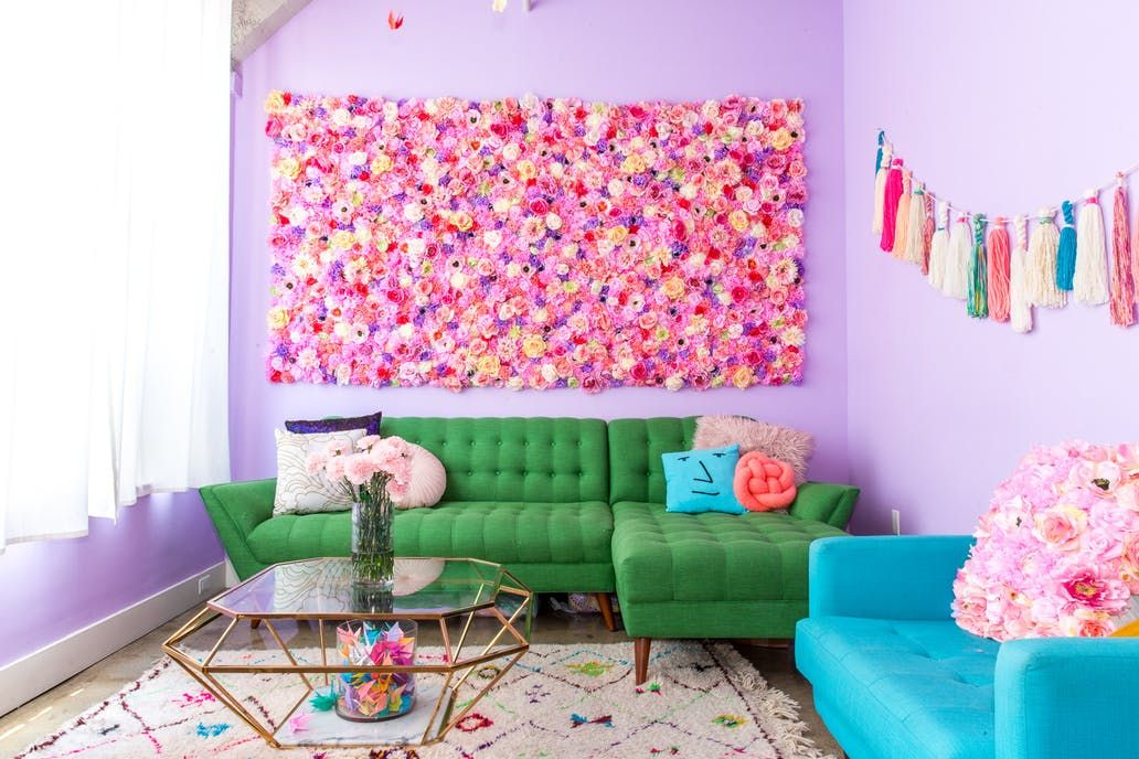 Ultimate Happy Place: Whimsical DIYs For Your Rental Space | Rental ...