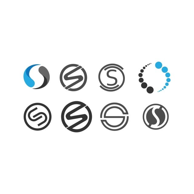 Letter S Logo Design Logo Icons Letter Icons Logo Png And Vector With Transparent Background For Free Download In 2020 S Logo Design Logo Design Letter Icon