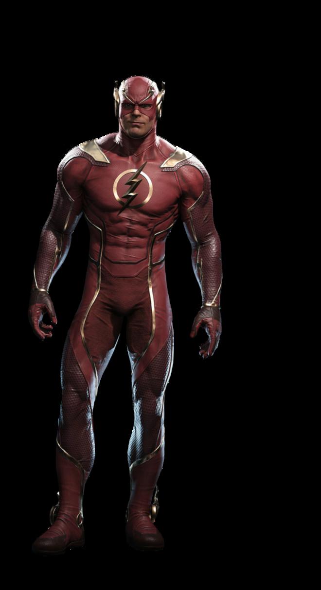 Flash Injustice 2 Transparent By Asthonx1 Deviantart Com On Deviantart Dc Comic Costumes Injustice 2 Flash Injustice 2