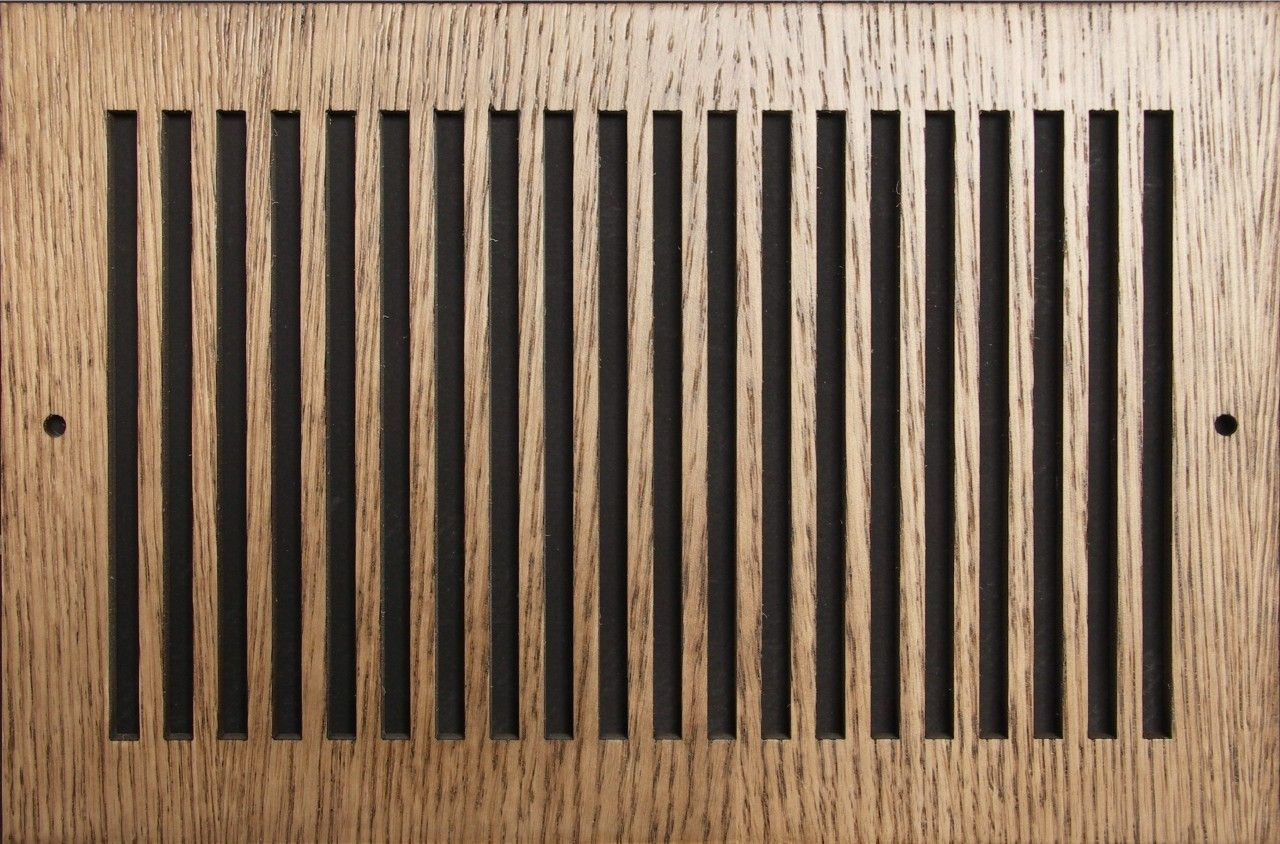 Wood Wall and Ceiling Vent Covers Pattern I Vent covers