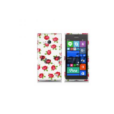 kit Capinha e película film para celular Nokia Lumia 730 de Silicone |