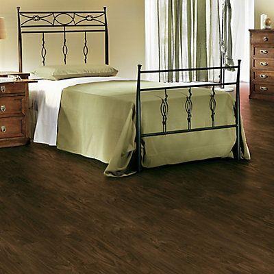 378sq Ft Allure Locking Vinyl Plank Flooring Country Walnut