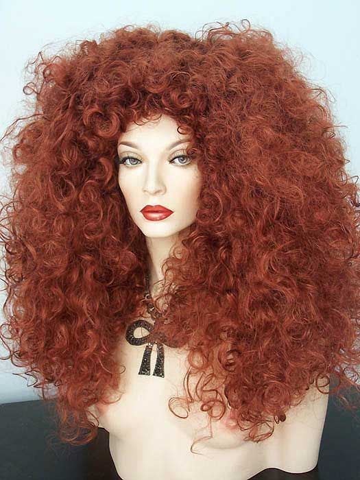 Big Red Drag Wig  81d8d85625