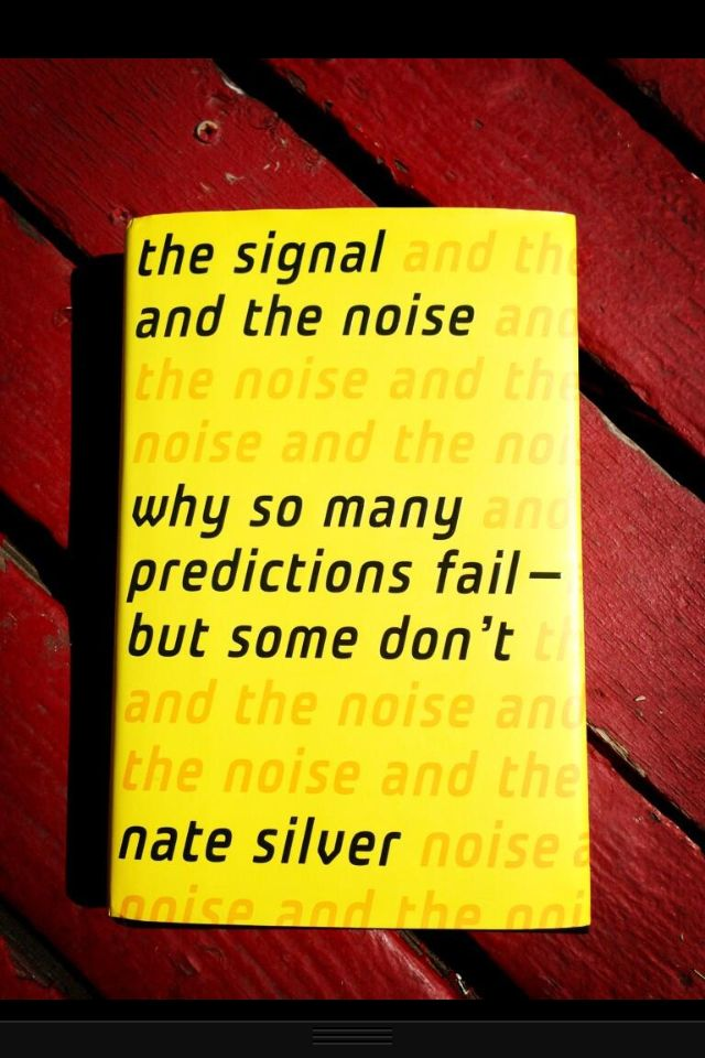 the signal and the noise nate silver epub download