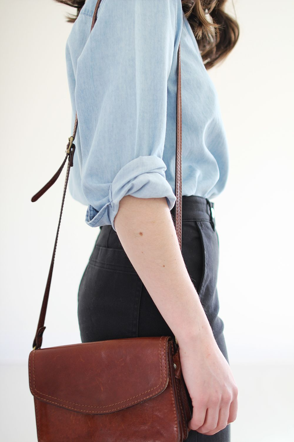 style bee everlane wide crop pant style bee blog