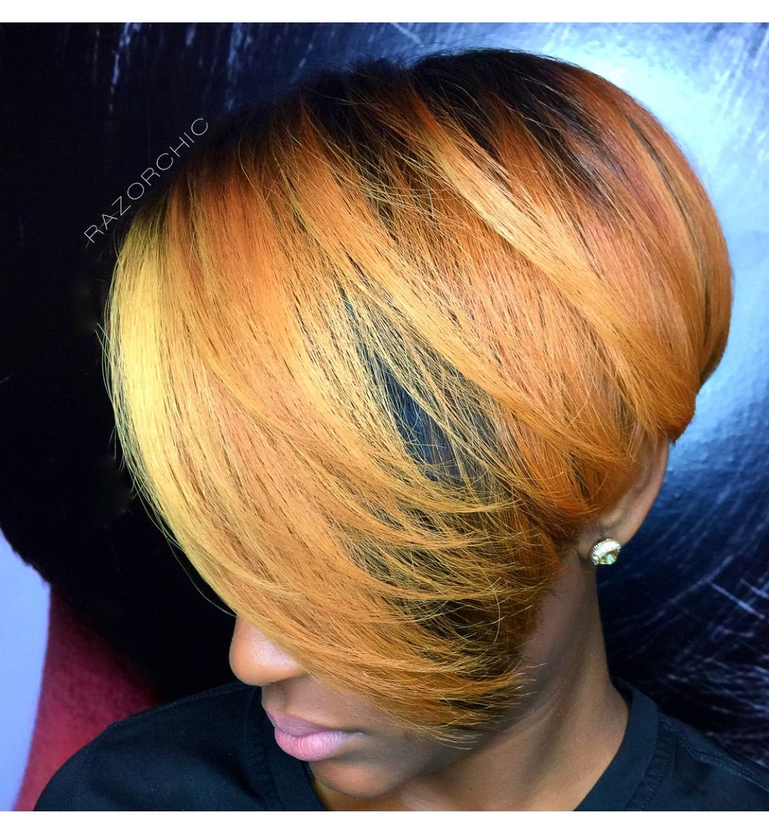 Pin by tracy threets on itus all about the hair pinterest