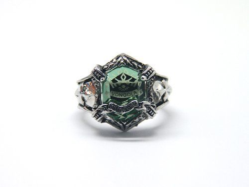 Cosplay Costume Accessory Vongola Gem Ring of Sky 2nd Ver Katekyo Hitman Reborn