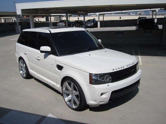 2010 Range Rover Sport SC #pinkrangerovers 2010 Range Rover Sport SC #pinkrangerovers