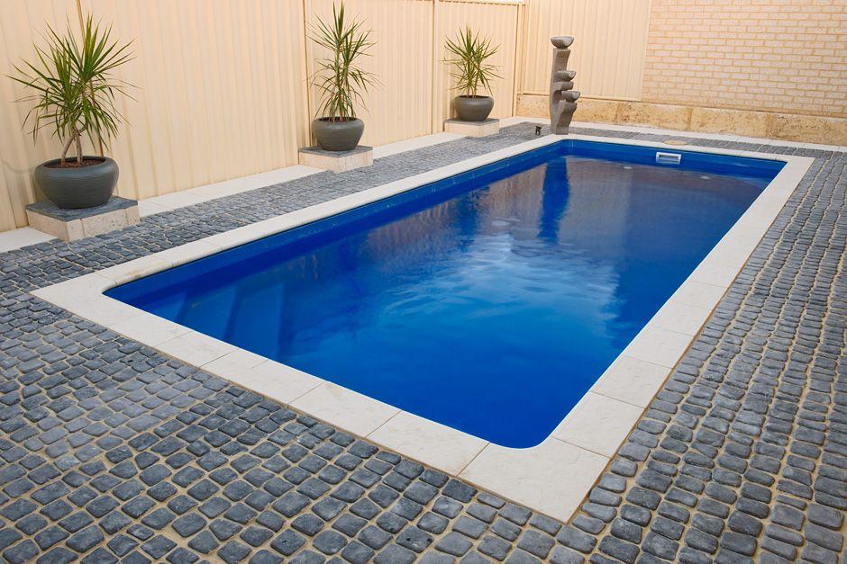 Plunge Pool Fibreglass Swimming Pools Range Wa Fibreglass